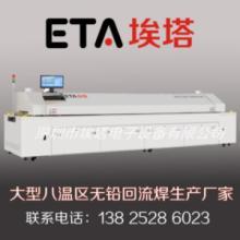 供应ETA大型八温区回流焊图片
