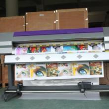 供應廣告寫真機高精度噴繪機弱溶劑戶外寫真機車貼印表機批發