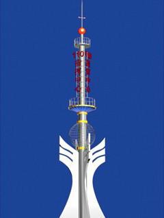 供应工艺塔装饰塔工艺装饰塔
