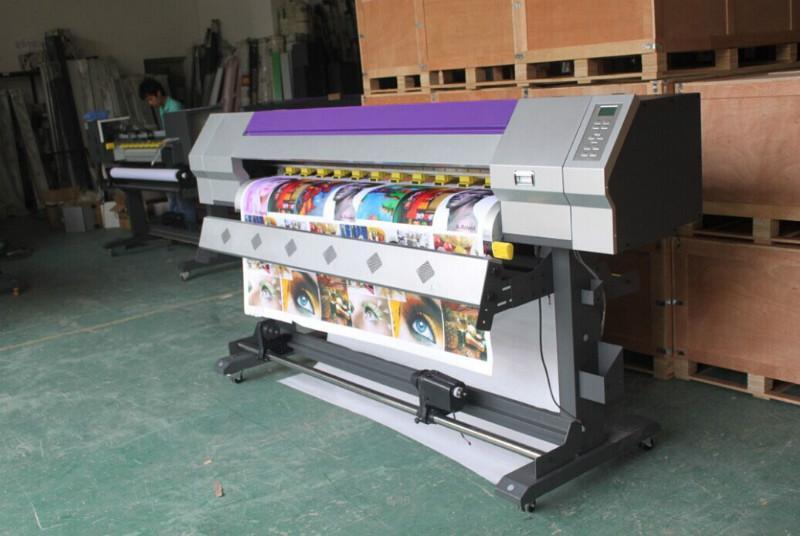 供应爱普生五七代喷头双四色写真机优异的皮革打印机