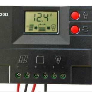 20A太阳能控制器图片