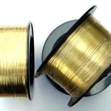 供应扁铜线,淄博黄铜扁线,拉链、饰品扁铜线厂家