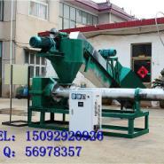 郑州塑料造粒机125型设备图片