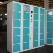 许昌安阳超市商场24门电子存包柜图片
