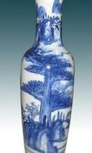 供应西安乔迁大花瓶销售开业礼品花瓶 西安迎客松花瓶销售