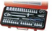 天赋工具39件套套筒扳手组GS-239M图片