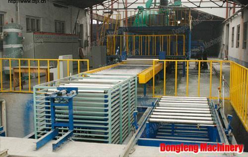 供应玻镁防火装饰板设备菱镁发泡门芯板