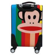万向轮拉杆箱旅行行李箱卡通大嘴猴图片
