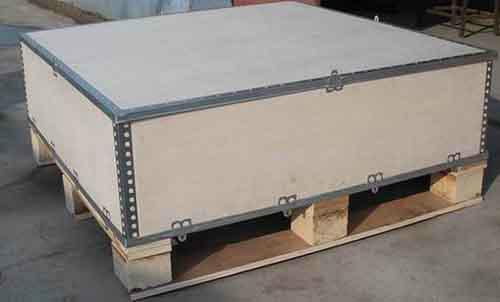 供应烟台钢带箱