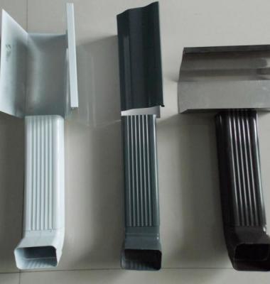 5.5k彩铝檐沟天沟彩铝落水系统图片/5.5k彩铝檐沟天沟彩铝落水系统样板图 (4)