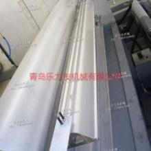 供应烟台塑料PE板材生产线 塑料菜板制造机器 PE砧板生产设备