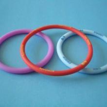 供应儿童手环多颜色可印刷象滴胶厦门同安西柯硅胶厂生产