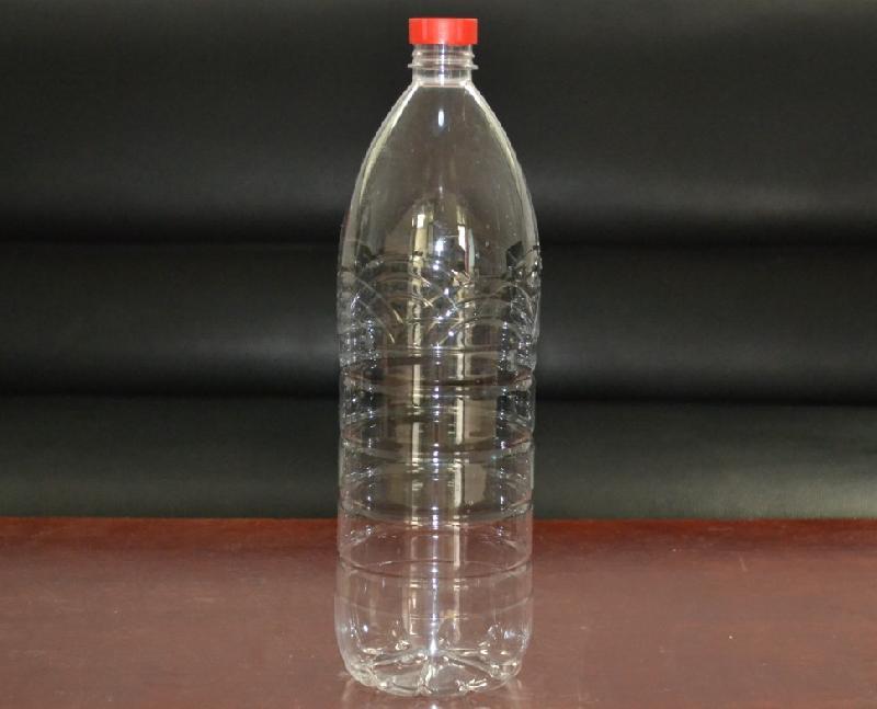 矿泉水瓶碎料图片