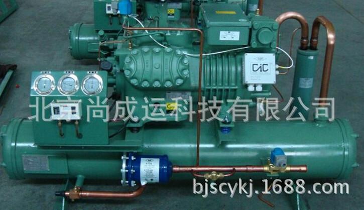 供应15匹比泽尔中低温机组4PES-15