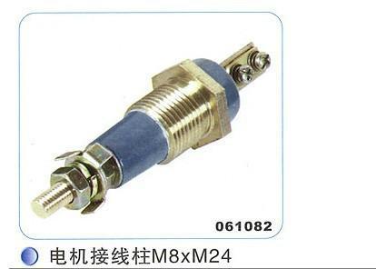 供应用于防爆电机的YB2电机接 M8*24