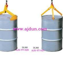 供应油桶吊夹 油桶吊夹半自动型 油桶搬运车 吊车油桶夹 油桶夹具图片