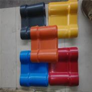 供应防腐树脂瓦,采用高耐候树脂ASA,色彩持久