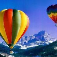 寿光热气球出租图片