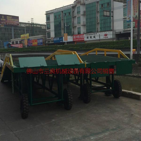供应惠州市10T集装箱卸货桥现货急送