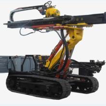 YZX90全液压履带式锚固跟管钻,四川全液压履带式锚固跟管钻批发