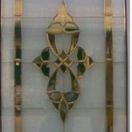 中空镶嵌艺术玻璃图片