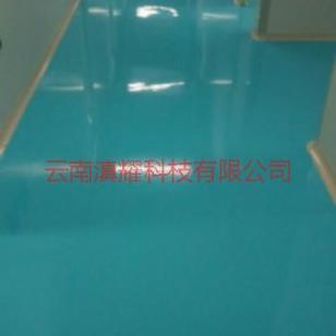 小坝环氧树脂自流平地坪图片