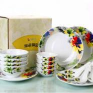 广东陶瓷厂家16头餐具套件图片