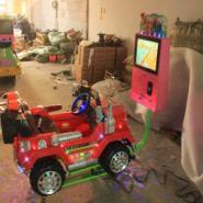 3D马3D变形金刚摇摇车摇摆机图片
