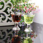 供应江苏水晶酒杯