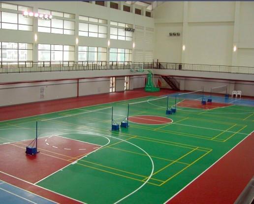 供应东莞露天篮羽球场油漆、网球场地面施工材料批发价、室外篮球场地面