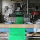 供应汽车坐垫网  坐垫绿网 塑料平网 汽车座垫绿网