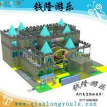 供应儿童淘气堡乐园品牌:钱隆货号:QL-C182颜色:城堡系列图片