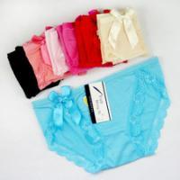 供应国内热卖款竹纤维女内裤 现货竹纤维女士内裤 厂家直销女式内裤