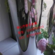 供应不锈钢步行街家居摆饰花瓶花插