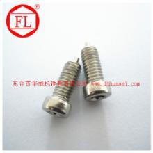 供应不锈钢非标圆柱头内六角螺钉 厂家直销 来图定制各类非标螺丝