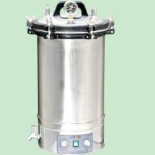 手提式高压灭菌锅,医疗专用不锈钢,防烧干18L24L30L