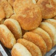 杨师傅千层酥脆油酥饼图片