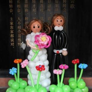 特色婚礼/创意婚礼/气球婚礼图片