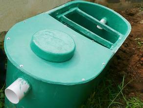 新型农村家用玻璃钢化粪池
