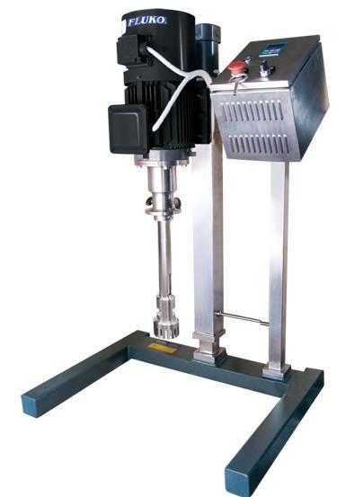 供应高剪切分散乳化机(电动升降