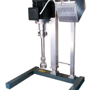 高剪切分散乳化机电动升降图片