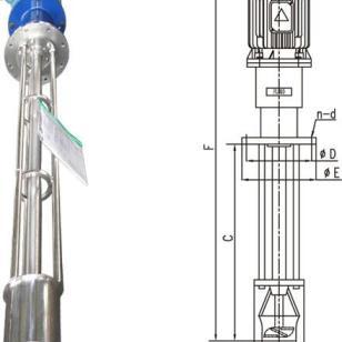 间歇式捷流式分散混合机-FJ系列图片