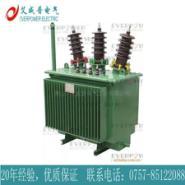 10KV级单相配电变压器图片