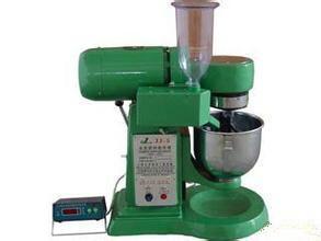胶砂搅拌机图片/胶砂搅拌机样板图 (1)