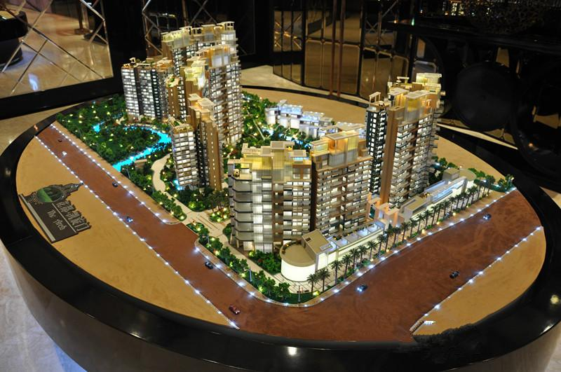 供应深圳房地产模型