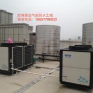 温州10-15吨空气能热水程图片
