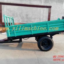 供应拖车,3吨2轮自卸拖车,拖拉机带的拖车