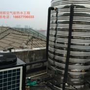 杭州空气源热水器方案图片