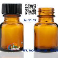 10ML棕色试剂玻璃瓶图片