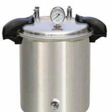 供应手提式高压蒸汽灭菌器厂家直销-兰州蒸汽灭菌器厂商批发